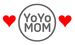 Yoyo Mom Badge