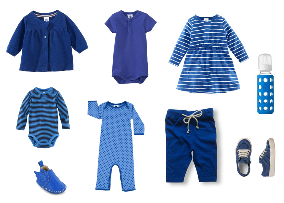 Blue Baby Fashion