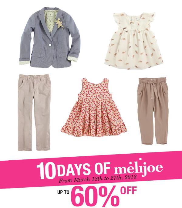Melijoe 10 DAYS