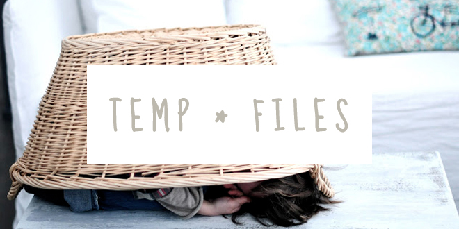 Temps File blog