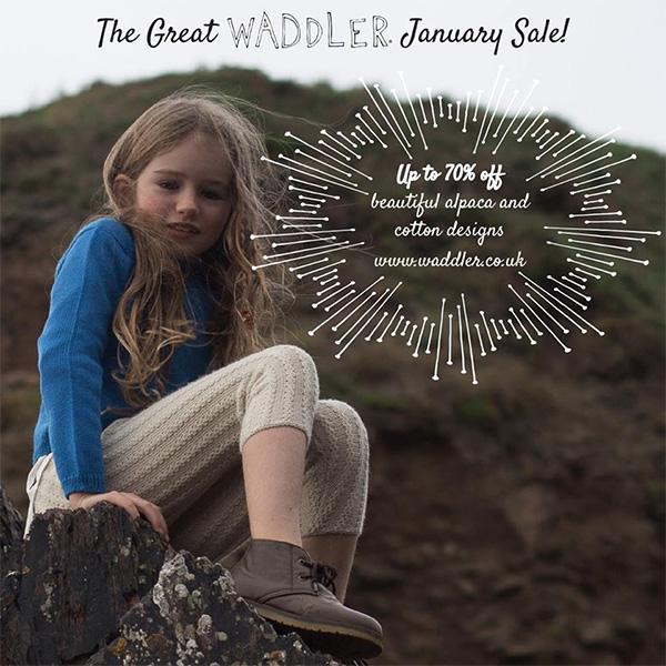 Waddler Sale