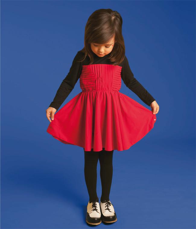 A for Apple kids fashion