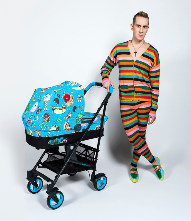 Cybex by Jeremy Scott
