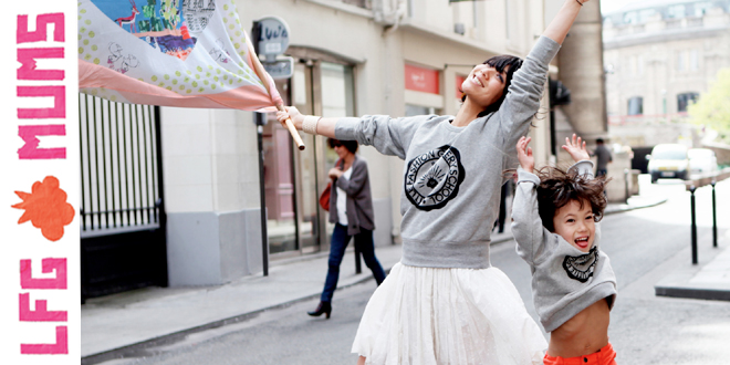 Little Fashion Gallery Foulard Tigre