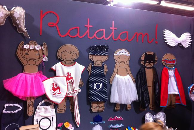 Ratatam at Playtime