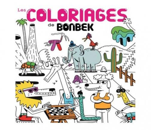 bonbek-coloring-book