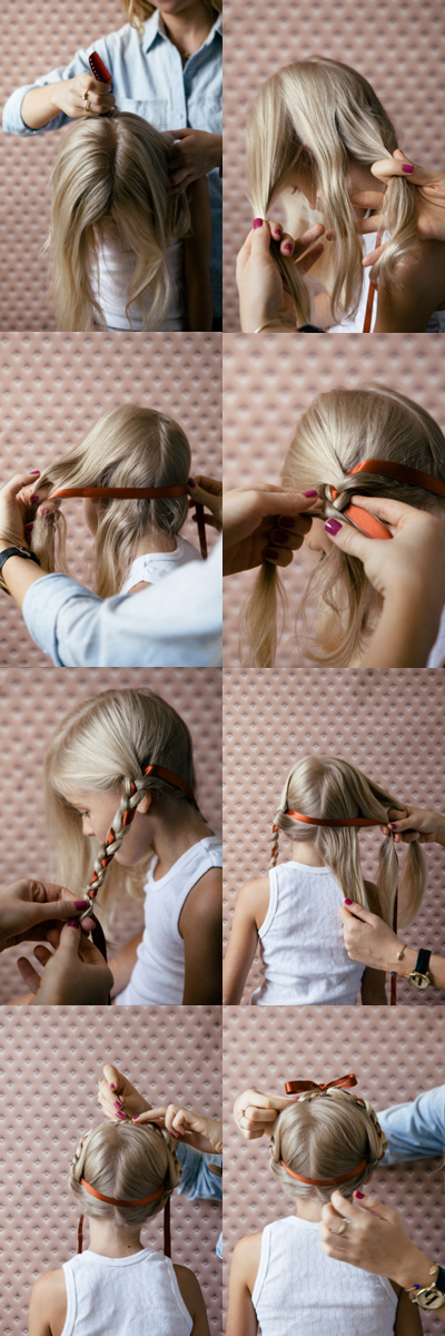 Little Girl Hairdo Tutorials 81