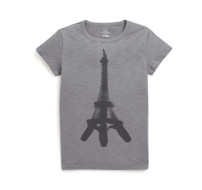 Monoprix & Paris t-shirt enfant