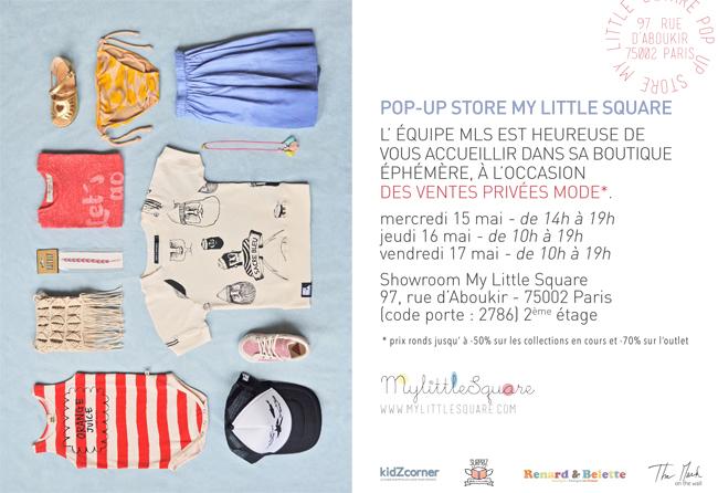My Little Square Boutique Paris