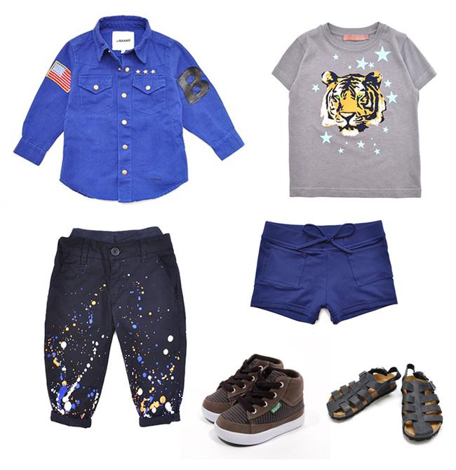 My Little Square Boys Fashion