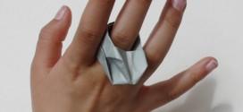 Origami Bague