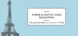 Monoprix & Paris