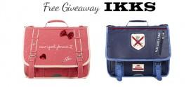 IKKS Free Giveaway Tann's