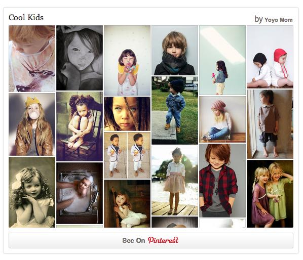 Yoyo Mom Pinterest Cool Kids Board