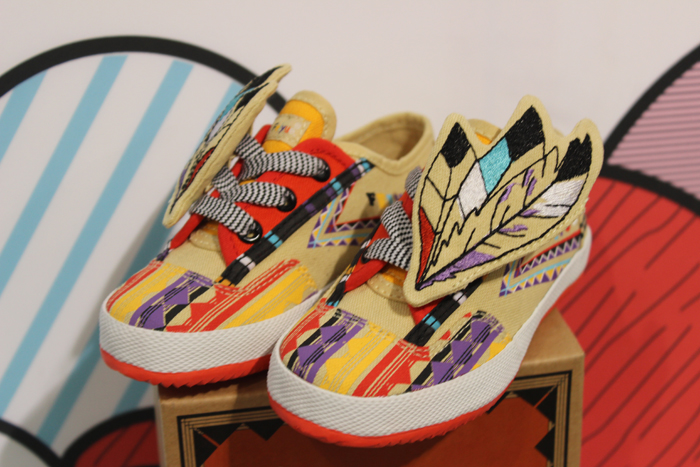 Feiyue Indian trainers