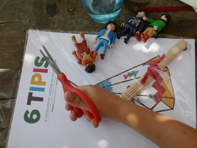 6 tipis - magazine Georges