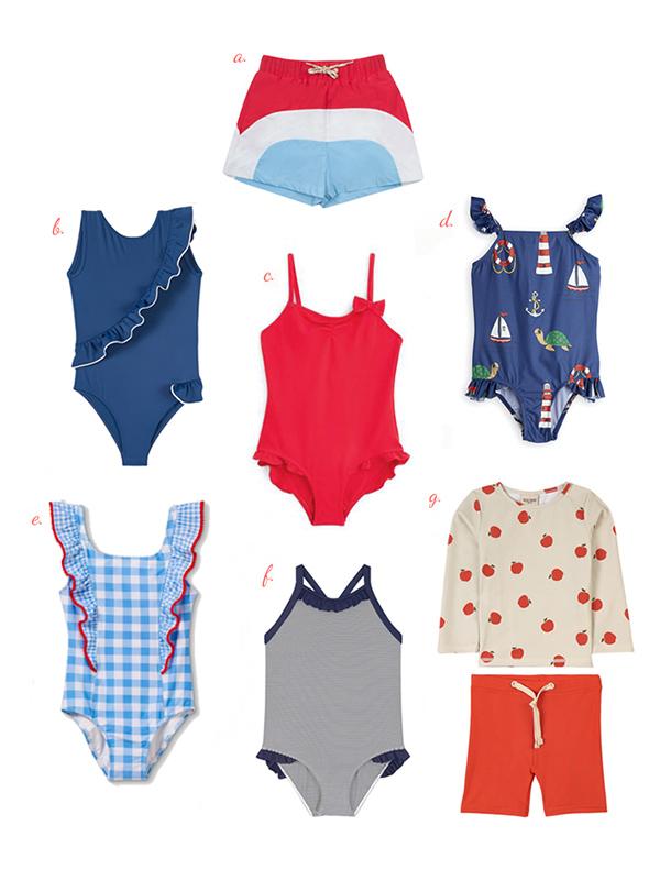 Swimwear for kids