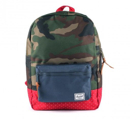 Herschel Supply Settlement Kids Backpack Army
