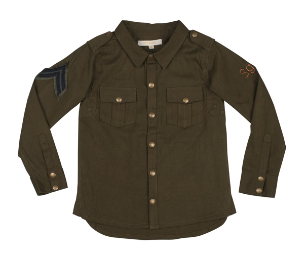 soft-gallery-severin-army-shirt