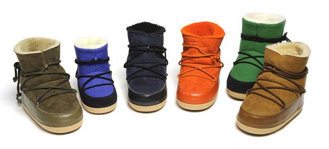 Les Prairies de Paris kids boots at Bonton