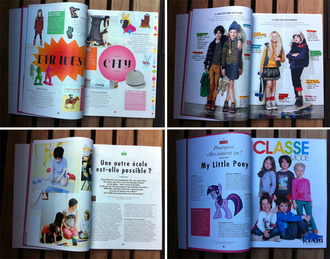 Doolittle Magazine enfant