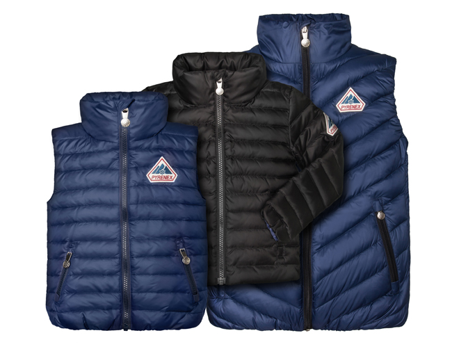 Pyrenex kids jackets at Bonton