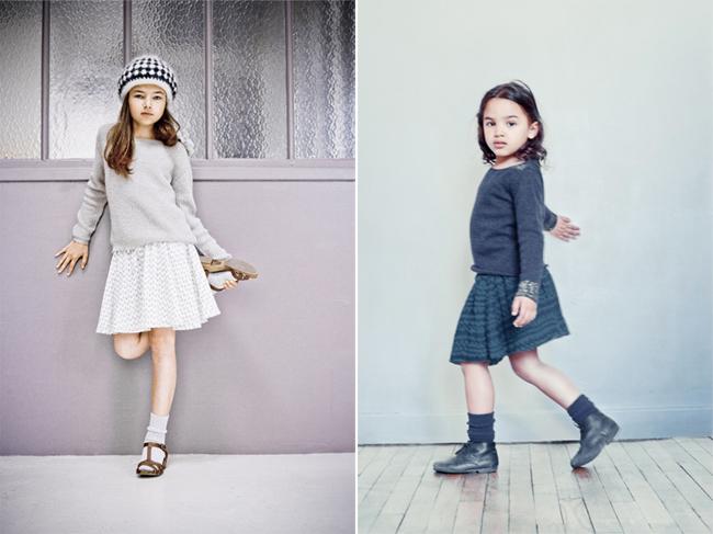 Merveilles mode fille