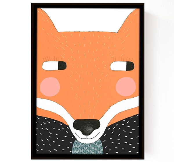 Pepa's - Affiche Seventy Tree Fox