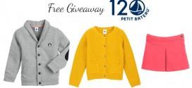Petit Bateau free giveaway