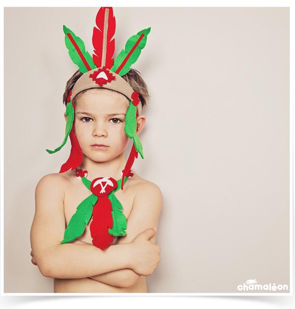 chamaleon-deguisements-enfant-indienne