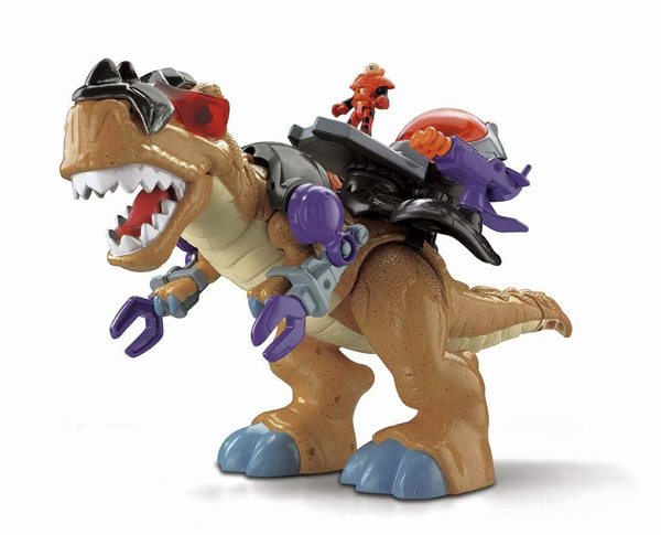 Fisher-Price Dinosaur Toy