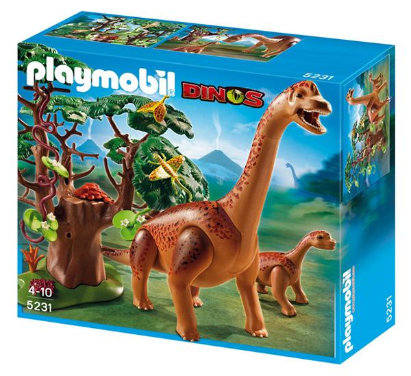 Playmobil dinosaur toys
