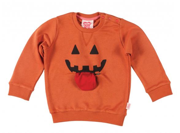 Tootsa MacGinty Halloween sweatshirt