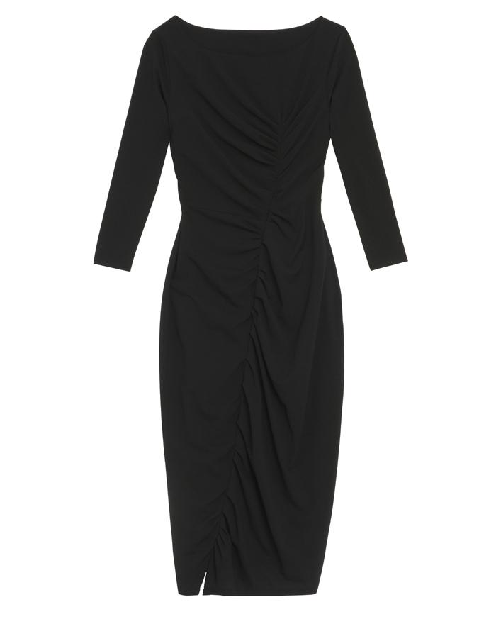 Monoprix-Yiqing-Yin-robe-noire