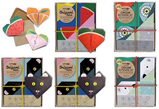 Cachette Origami