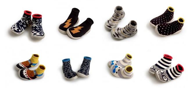 Collegien chaussons chaussettes