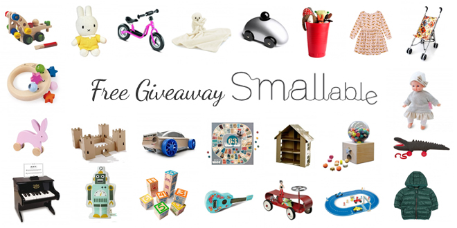 ... happy to announce our new yoyo mom x smallable free giveaway smallable