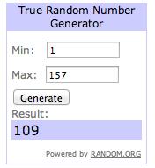 random-winner
