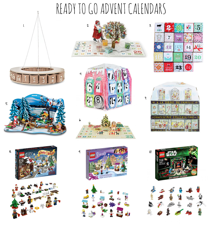 Advent Calendar Gifts & Surprises