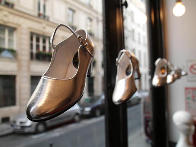 Bonton chaussures de flamenco