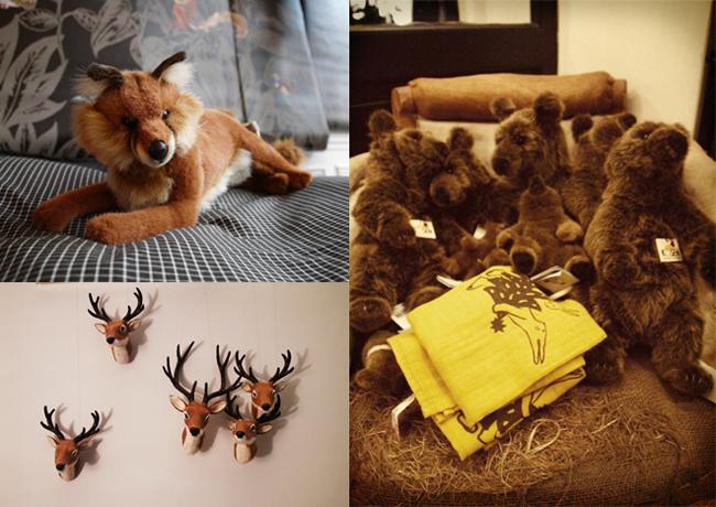 Bonton Forest Animals
