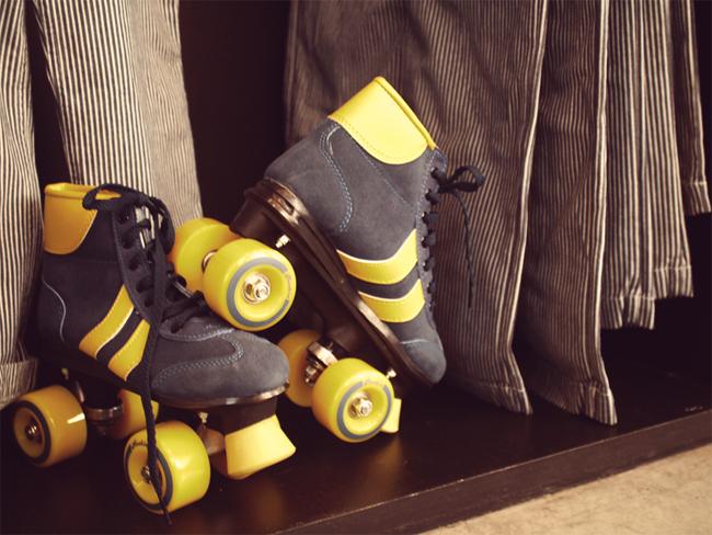Bonton roller skates