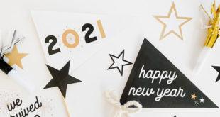 Nouvel an avec enfants