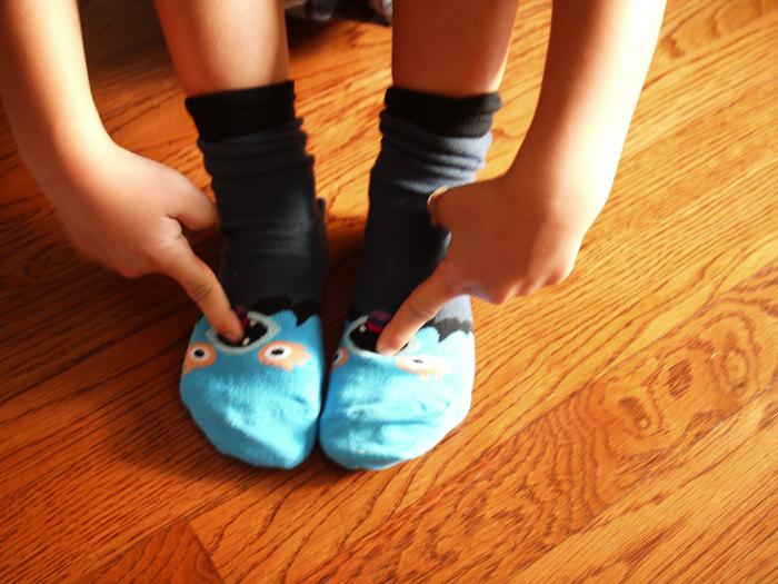 Toca Boca x Happy Socks