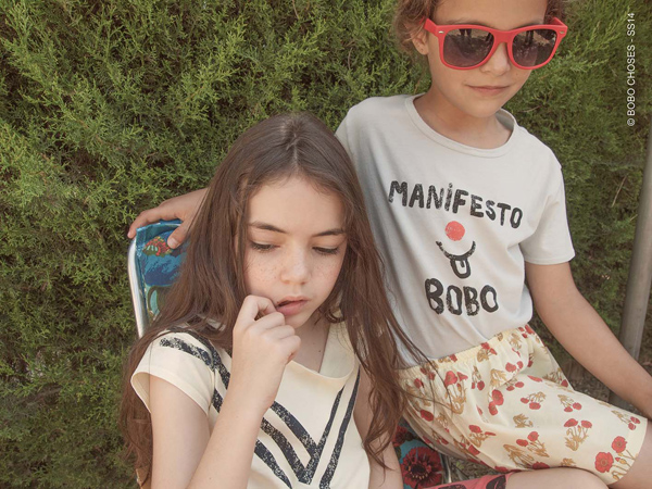 Bobo Choses Manifesto Kids collection