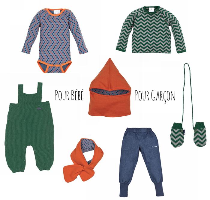 L'asticot mode enfant