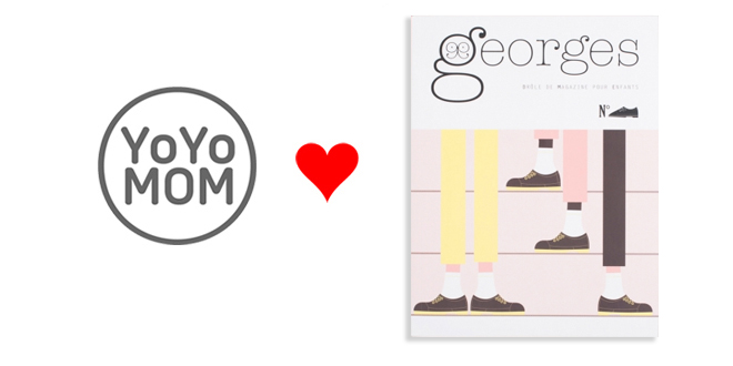 Free Giveaway Magazine Georges N° Chaussures !
