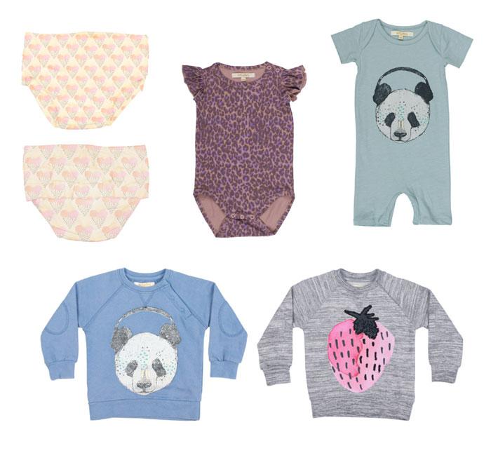 Soft Gallery Nostalgia Baby Fashion