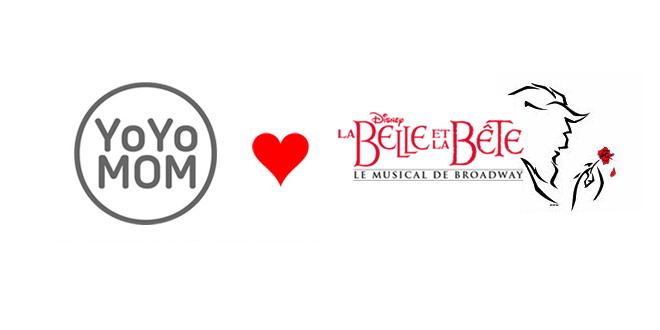 La Belle et la Bête à Mogador – 4 places VIP à gagner !