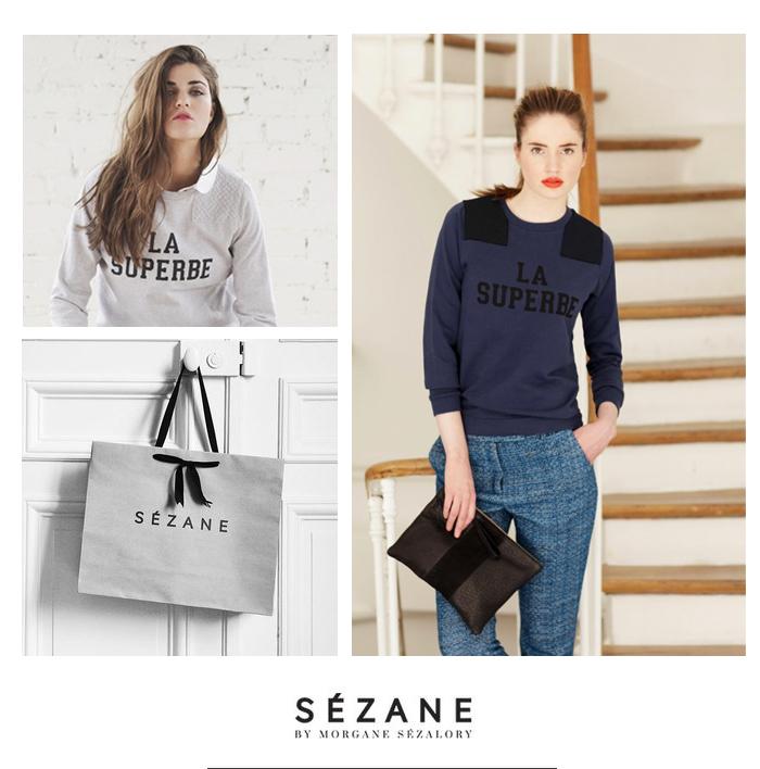Mode femme Sezanne